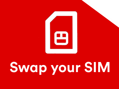 Swap your Virgin Mobile SIM
