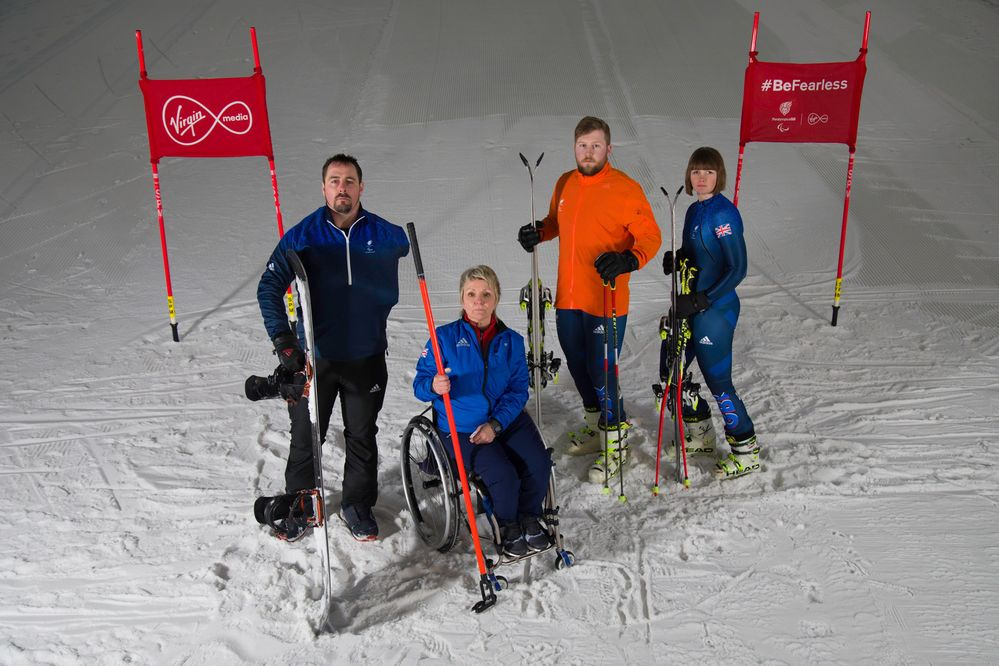 Research commissioned to celebrate Virgin Media's partnership with the British Paralympic Association
