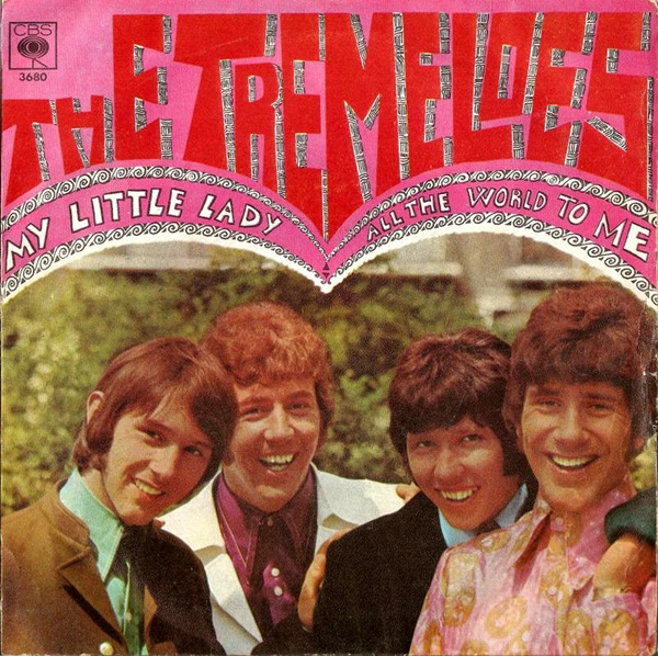 Tremeloes  My Little Lady  1968  Record.jpg