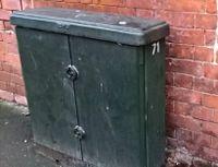 ntl box right next to adsl telephone box