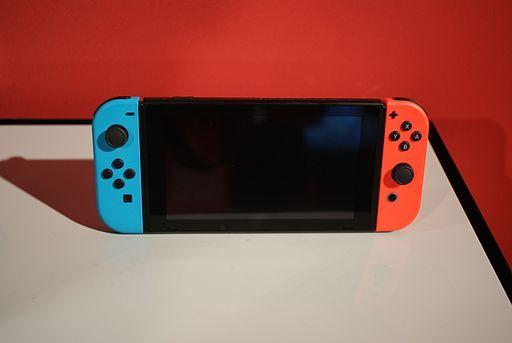 The revolutionary Nintendo Switch controller (credit:Elvis Untot)