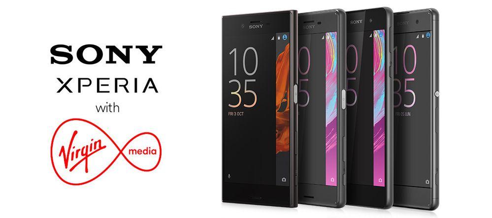 The Sony Xperia Range