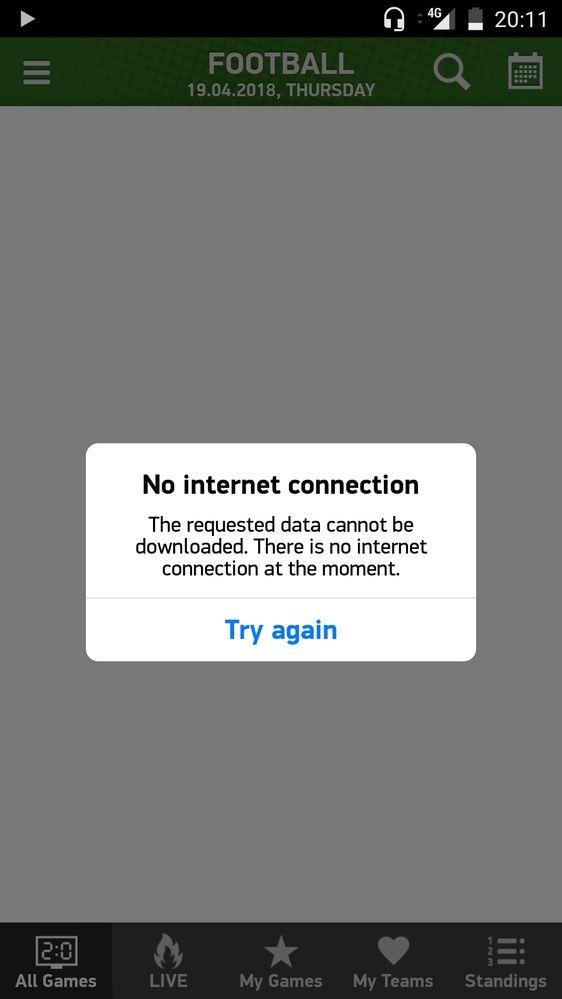 Flashscore On Virgin Mobile Doesnt Work Why Virgin