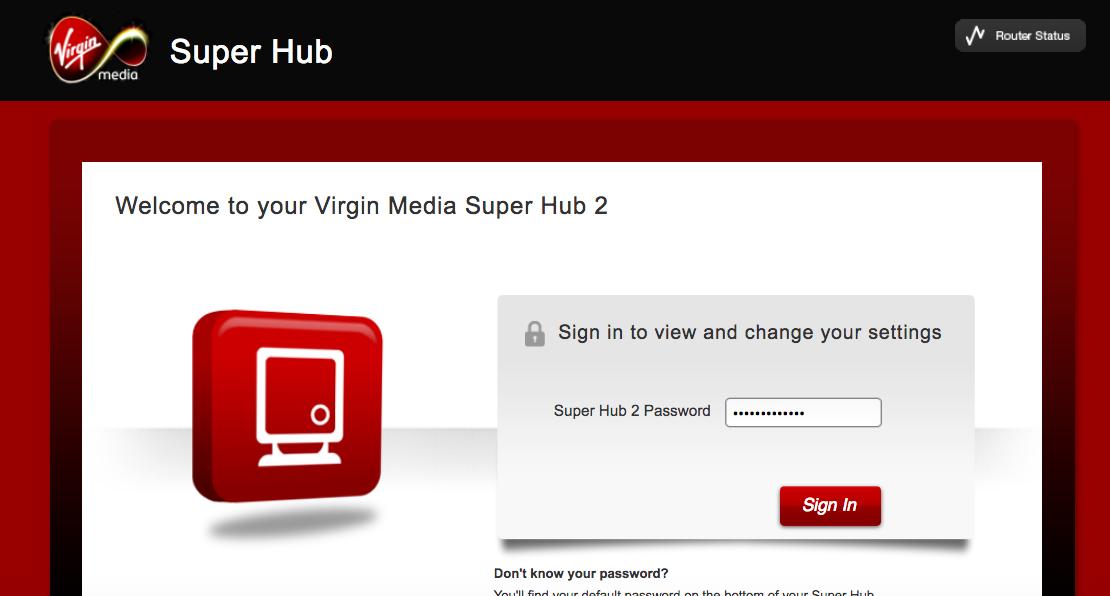 Why does my internet keep cutting out randomly sin    - Virgin Media