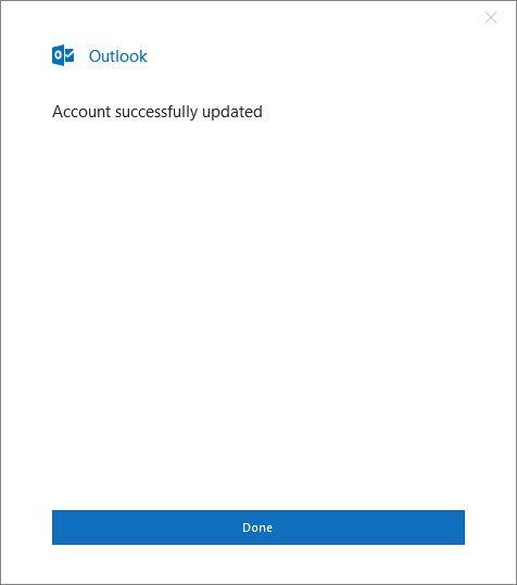 Microsoft outlook 2016 not receiving or sending em    - Virgin Media
