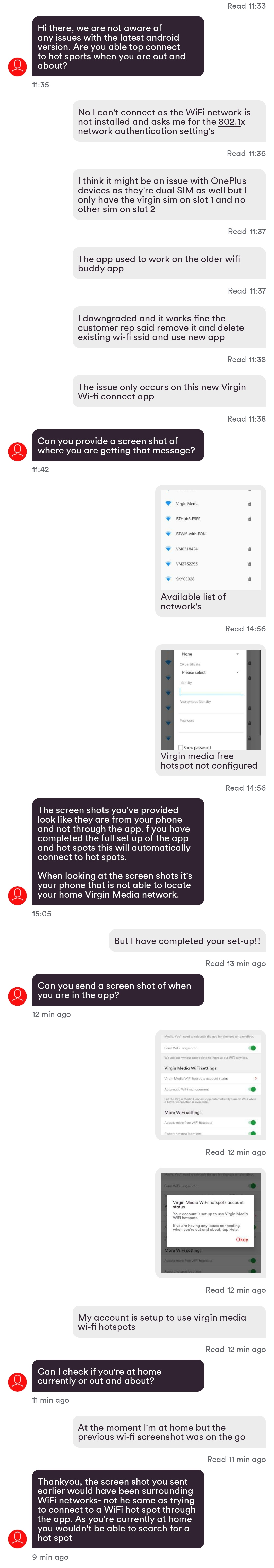 Virgin Mobile Wi-fi app - Virgin Media Community - 3840748
