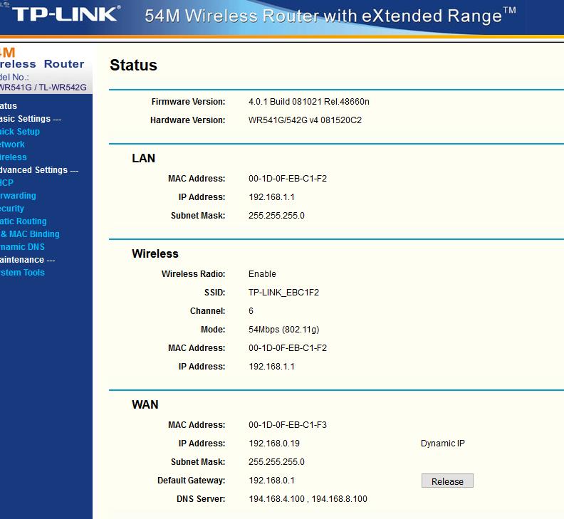 Using 2nd router with Virgin Media 3 0 hub - Virgin Media