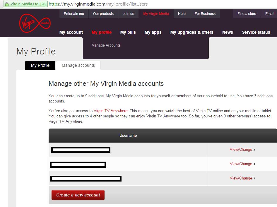 Solved Email Login Virgin Media Community 4158890