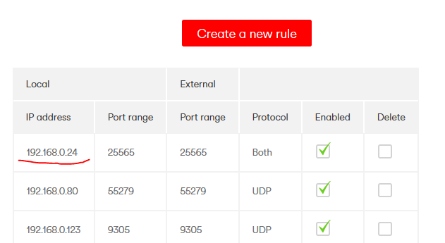 Solved: Port Forwarding for Minecraft Server - Virgin Media