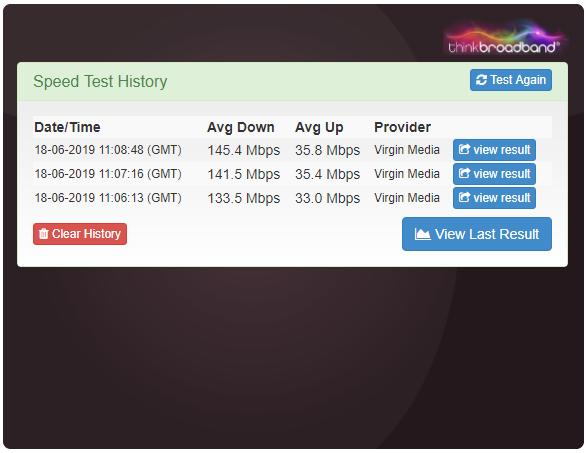 Vivid 350 - Inconsistent and slow download speeds     - Virgin Media