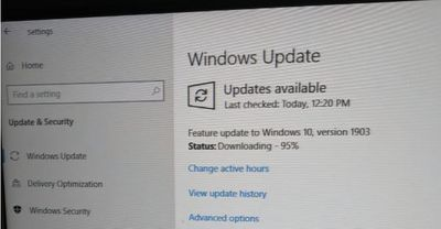 Windows update 1903 error.JPG