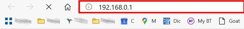 URL-Bar