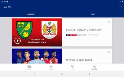 Sky Sports Live TV 1 this match has timeline and stats.jpg