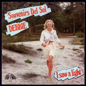 Debbie  Souvenirs Del Sol 1984 single.JPG