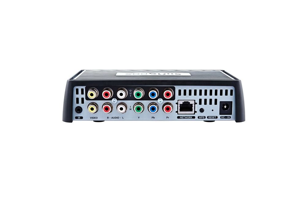 Connections on Slingbox MK1