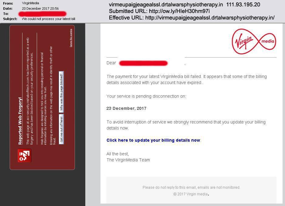 Virgin Media Email 52