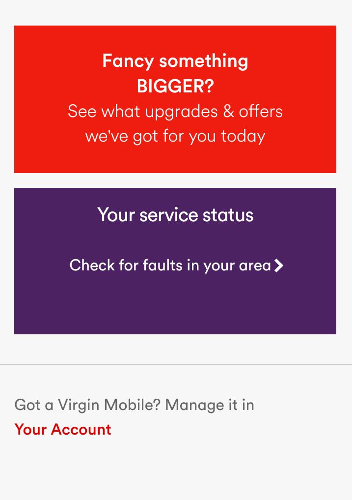 Virgin media dating online