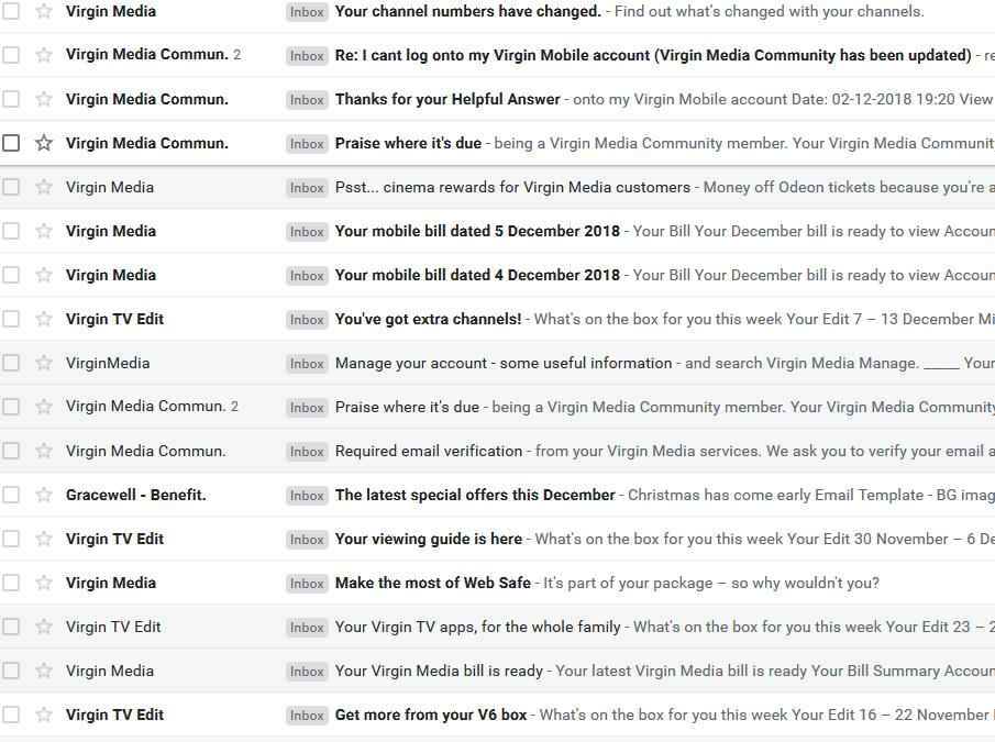 Solved: I cant log onto my Virgin Mobile account - Virgin Media Community