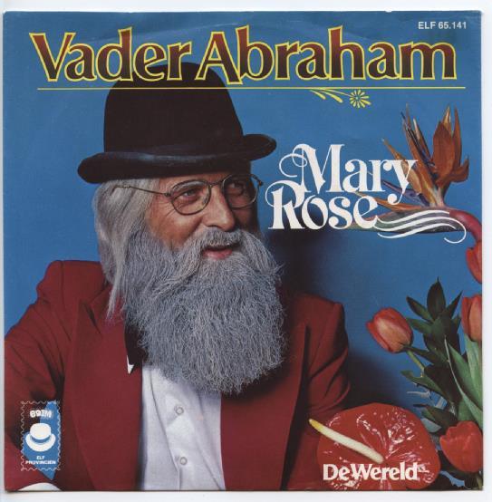 Vader Abraham  Mary  Rose  1974.jpeg